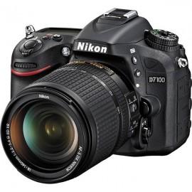 Nikon D7100  18-140
