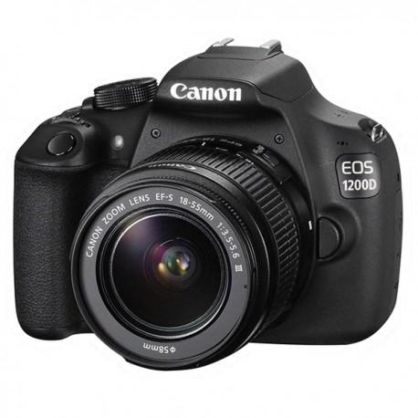 Canon EOS 1200D 18-55