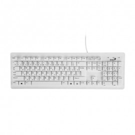اقساطی Genius SLIM-STAR 130 Keyboard With Persian Letters