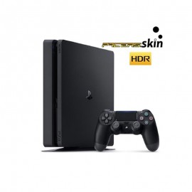 Sony Playstation 4 Slim Region 2 CUH-2116A 500GB With Skin