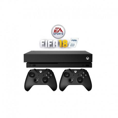 Microsoft Xbox One X - 1TB Game Console Bundle