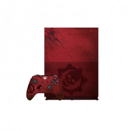 Microsoft Xbox One S - 2TB Bundle Game Console Gears Of War 4 Limited Edition