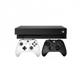 Microsoft Xbox One X - 1TB Game Console Bundle
