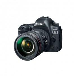 اقساطی Canon EOS 5D Mark IV + 24-105mm - f/4L II