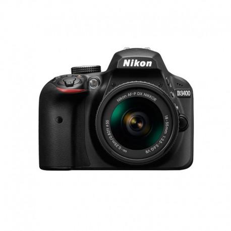 اقساطی Nikon D3400 - 18-55mm VR Lens Kit