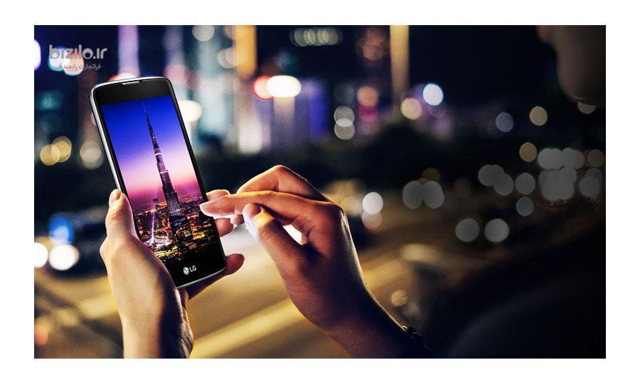 فروش اقساطی موبایل K8