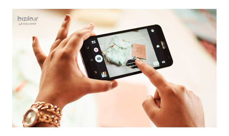 فروش اقساطی موبایل laser