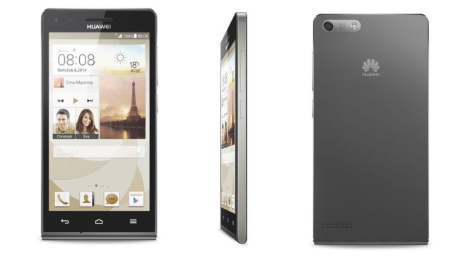 خرید موبایل Huawei Ascend G6 از فروشگاه اینترنتی بیزیلو